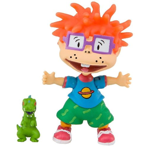 "Nicktoons Rugrats Chuckie 3"" Action Figure - 1"