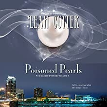 Poisoned Pearls (       UNABRIDGED) by Leah Cutter Narrated by Carol Jacobanis