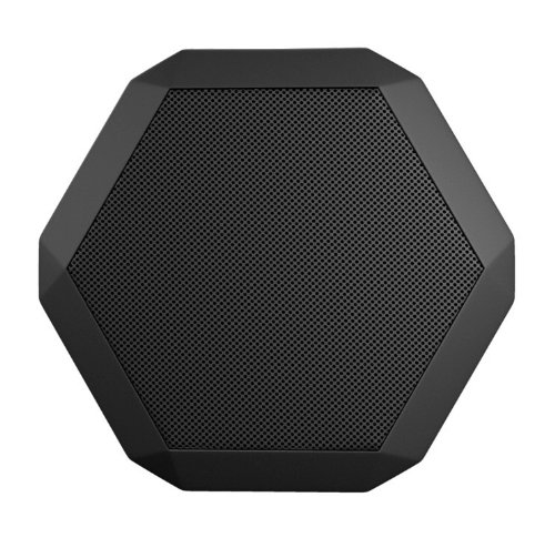 BOOMBOTIX(ブームボティックス) REX 充電式Bluetoothスピーカー ハンズフリー機能付 ブラック