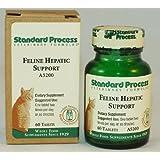 Feline Hepatic Support 60 tabs by Standard Process