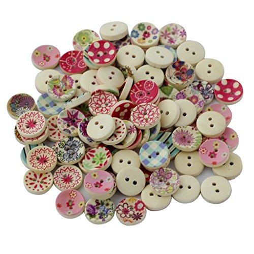 100pz-colori-dipinte-bottoni-di-legno-rotonda-fai-da-te-per-cucito-e-lavorazione