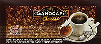 Ganocafe Classic by Gano Excel USA Inc. - 30 Packets by Gano Excel USA Inc.