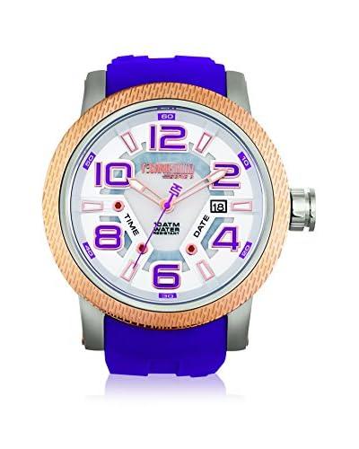 TechnoSport Reloj de cuarzo Woman white
