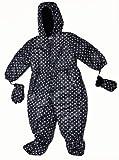 Staccato Mädchen - Schneeanzug - Größe: 74 - vintage blue aop
