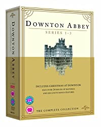 Downton Abbey - Series 1-3 / Christmas at Downton Abbey 2011 [DVD]