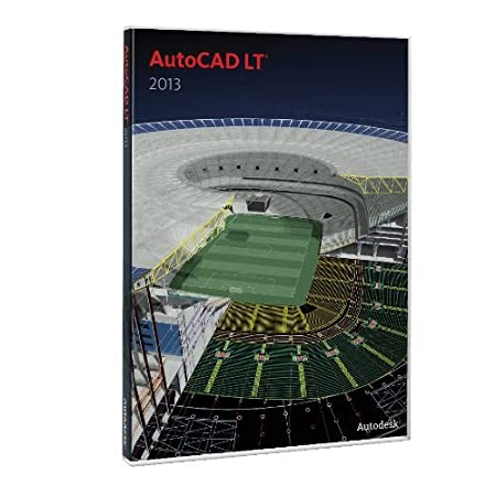 AutoCAD LT 2013 Commercial Get Current Upgrade from LT 2007, 2008 and 2009