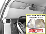 Sunshade compatible with Hyundai Tucson 2010 2011 HEATSHIELD Windshield Custom-fit Sunshade