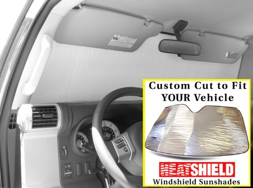 Sunshade for FREIGHTLINER CASCADIA 2008 2009 2010 2011 2012 2013 2014 2015 2016 HEATSHIELD Windshield Sunshade #072 (Freightliner Cascadia Dash compare prices)