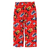 Super Mario Boys Flannel Pajama Pants
