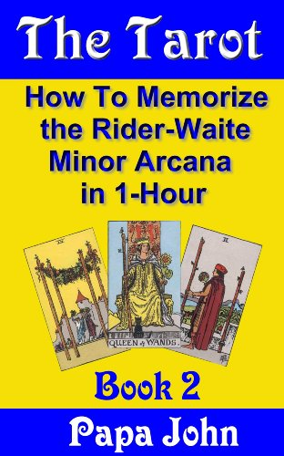 EBook Learn Tarot Cards Quickly: Suit Of Wands (English
