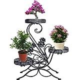 AISHN Blumenstander fur 3 Blumentopfe, 3 Etagen,...