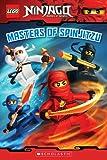 LEGO Ninjago Reader #2: Masters of Spinjitzu