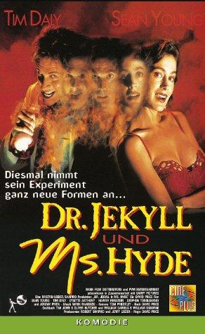 Dr. Jekyll und Ms. Hyde [VHS]