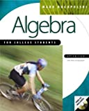Algebra for College Students with Student CD-ROM Windows mandatory package (0072332336) by Dugopolski, Mark