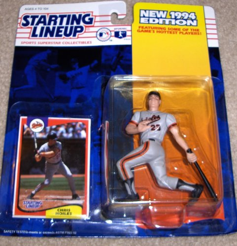 Chris Hoiles 1994 MLB Starting Lineup