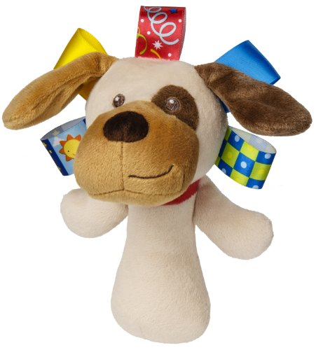 Taggies Rattle, Buddy Dog front-626514