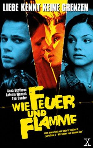 Wie Feuer und Flamme [VHS]
