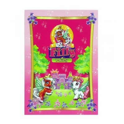 Dracco Candy DR04433 - Dracco Candy - Filly Notizblock A5