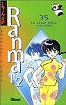 Ranma 1/2, tome 35 : La belle ninja Konatsu par Takahashi