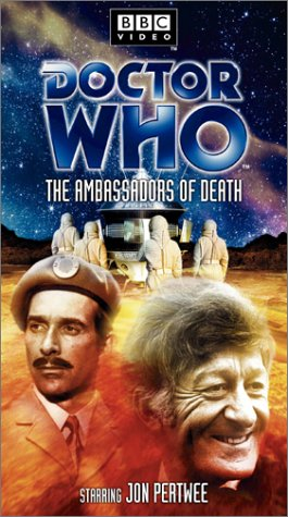 Doctor Who - The Ambassadors of Death [VHS]