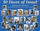 50 Faces of Israel (0863433081) by David Katz
