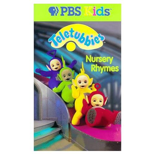 Nursery Rhymes [VHS]: Rolf Saxon