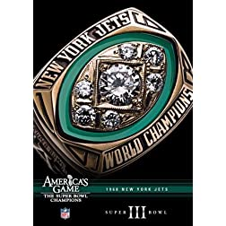 NFL America's Game: 1968 JETS (Super Bowl III)
