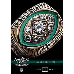 NFL America's Game: 1968 JETS (Super Bowl III)