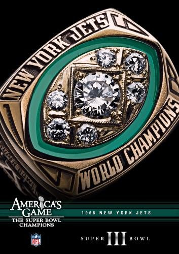 NFL America's Game: 1968 JETS (Super Bowl III) at Amazon.com