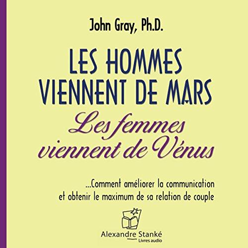 Les hommes viennent de Mars, les femmes viennent de Vénus francais