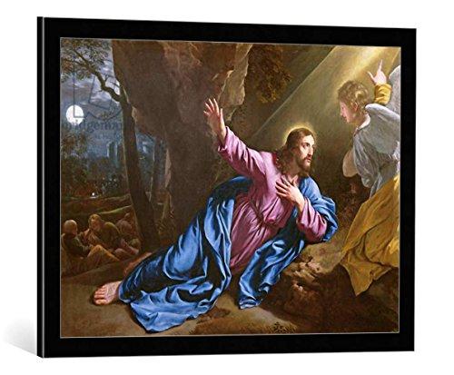 cuadro-con-marco-philippe-de-champaigne-christ-in-the-garden-of-olives-1646-50-impresion-artistica-d
