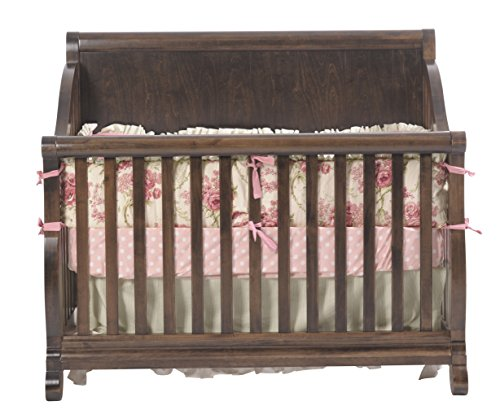 Capretti Design Billisimo Convertible Crib, Natural