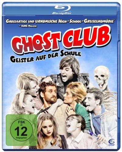 Ghost Club  Geister auf der Schule [Bluray] Picture