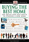 Essential Finance Series: Buying the Best Home (0789463202) by Robinson, Marc