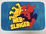 Baby Station Spiderman Printed Bathroom Floor Mat Doormat Rug Non Slip