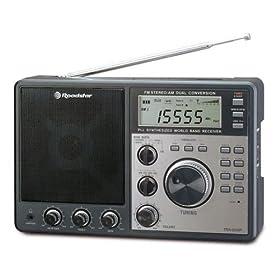 Kaito PLL Synthesized Dual Conversion AM/FM Shortwave Radio, KA2100