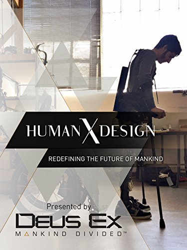 Human by Design on Amazon Prime Video UK