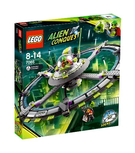 LEGO Alien Conquest 7065: Alien Mothership