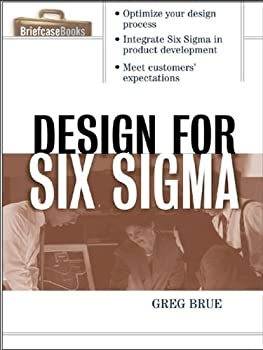 design for six sigma (briefcase books series) - greg brue and robert launsby