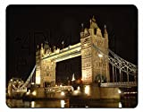 London Tower Bridge Print Computer Mouse Mat/ Pad