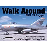 Image of MiG-15 - Walk Around No. 40