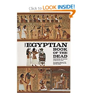 DEAD THE OF EGYPTIAN BOOK THE
