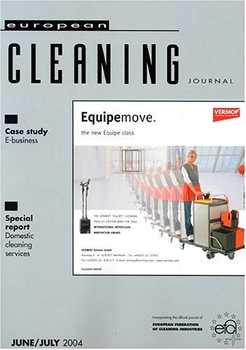 European Cleaning Journal