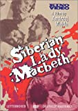 echange, troc Siberian Lady Macbeth (Sibirska Ledi Magbet) [Import USA Zone 1]