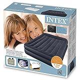 Intex Pillow Rest Blue Queen