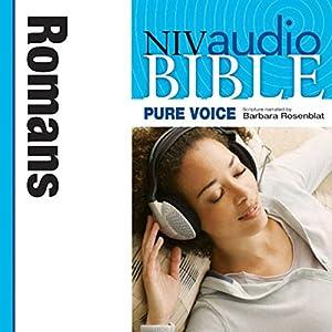 NIV New Testament Audio Bible, Female Voice Only: Romans Audiobook