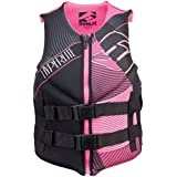 Hyperlite Ladies Indy Wakeboard Vest - Pink Large