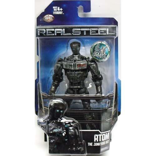 リアル・スティール デラックスフィギュア シリーズ1 アトム/Real Steel Deluxe Feature Figures Wave 1 Atom V1【並行輸入】