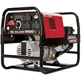 - Lincoln Bulldog 5500 Portable AC Welder/Generator - 140 Amps, 5,500 Watts, Model# K2708-2