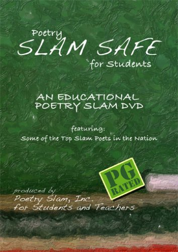 Poetry Slam Safe For Students front-332966